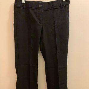 Express straight leg trousers